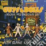 Frank Loesser - Guys & Dolls - Original Cast Recording 1950 cd musicale di Frank Loesser