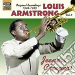 Jeepers creepers, original recordings vo cd musicale di Louis Armstrong