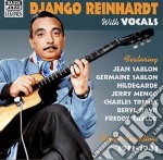With vocals, original recordings vol.9: cd musicale di Django Reinhardt