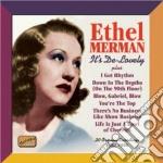 It's de-lovely (1932-54) cd musicale di Ethel Merman