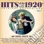 Hits Of The 1920 - 1921-1923 cd musicale