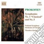 Prokofiev - Sinfonia N.1 Op.125