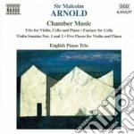 Musica da camera cd musicale di Malcolm Arnold