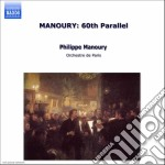 Manoury philippe-2cd cd musicale di Philippe Manoury