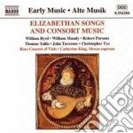 Musica inglese elisabettiana cd musicale