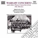 Musica Da Film X Pf E Orchestra cd musicale di ARTISTI VARI