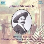 Selezione di 100 composizioni vol.3: der cd musicale di Johann Strauss