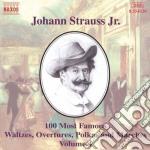 Selezione di 100 composizioni vol.4: wal cd musicale di Johann Strauss