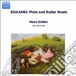 Giuliani Mauro - Musica X Fl E Chit: Grand Potpourri Op.53, Serenade Op.127, Grand Duo Concertant cd musicale di GIULIANI