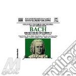 Brandenburg conc.no.4 5 cd musicale di Johann Sebastian Bach