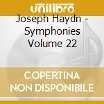 Haydn Franz Joseph - Sinfonie Nn.13 & 36, Sinfonia Concertante cd musicale di HAYDN