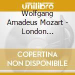 London sketchbook cd musicale di Wolfgang Amadeus Mozart