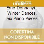 Dohnanyi - Complete Piano Works Vol.2 cd musicale di DOHNANYI