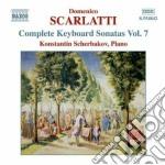 Scarlatti Domenico - Sonate Per Tastiera, Vol.7 cd musicale di Domenico Scarlatti