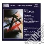James Wilson - Menorah, Pearl And Unicorn, Concertino cd musicale di James Wilson