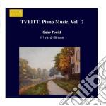 Opere per pianoforte (integrale) vol.2 cd musicale di Geirr Tveitt