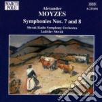 Moyzes Alexander - Sinfonia N.7 Op.50, N.8