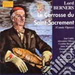 Le carrosse du saint-sacrement (opera co cd musicale di Lord Berners