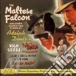 The maltese falcon e altre colonne sonor cd musicale di Adolph Deutsch