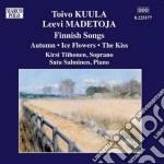 Kuula Toivo - Finnish Songs cd musicale di Toivo Kuula