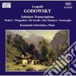 Opere per pianoforte (integrale) vol.6 cd musicale di Leopold Godowsky