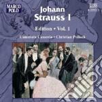 Strauss Johann I - Edition, Vol.1 cd musicale di Strauss johann i