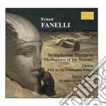 Ernest Fanelli - Tableux Symphoniques  cd musicale di Ernest Fanelli