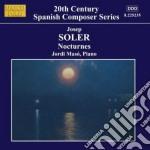 Soler Josep - Notturni, Poema Notturno cd musicale di Josep Soler