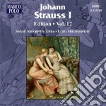Strauss Johann I - Edition, Vol.12 cd musicale di Strauss johann i