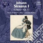 Strauss Johann I - Edition, Vol.13 cd musicale di Strauss johann i