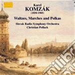 Komzak Karel - Valzer, Marce E Polche, Vol.2 cd musicale di Karel Komzak