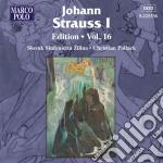 Strauss Johann I - Edition, Vol.16 cd musicale di Strauss johann i