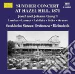 Summer concert at hazel hill, 1871 cd musicale di Miscellanee