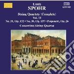 Quartetti per archi (integrale), vol.14 cd musicale di Louis Spohr