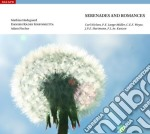 Serenades And Romances  - Fischer Adam Dir  /ditte Hojgaard Andersen, Soprano  Mathias Hedegaard, Tenore  Holmens Kirkes Kantori, Danish National Cham cd musicale di Miscellanee