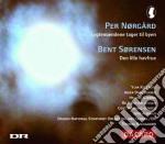 Norgard Per / Sorensen Bent - The Will-o'-the-wisps Go To Town  - Dausgaard Thomas Dir  /jens Albinus, Voce  Inger Dam-jensen, Soprano  Helene Gjerris cd musicale di Per Norgard
