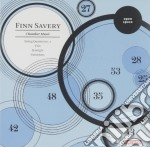 Quartetto per archi n.2, trio per clarin cd musicale di Finn Savery
