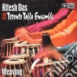 Weaving cd musicale