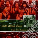 South-african Choral cd musicale di Sudafrica Folk