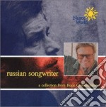 Boris Grebenshikov - Russian Songwriter cd musicale di Russia Folk