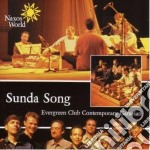 Sunda songs cd musicale di Java Folk