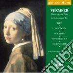 Musica Al Tempo Di Vermeer - Art And Music cd musicale