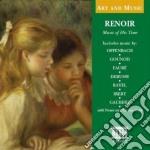 Musica Al Tempo Di Renoir - Art And Music cd musicale