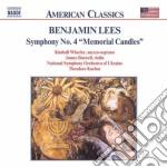 Lees Benjamin - Sinfonia N.4