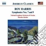 Harris Roy Ellsworth - Sinfonia N.7, N.9, Epilogue To Profiles- J.f.k. cd musicale di Harris roy ellsworth