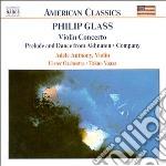 Concerto per violino, company, prelude f cd musicale di Miscellanee