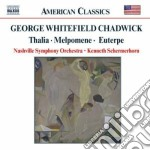 Chadwick George Whitefield - Ouvertures And Tone Poems cd musicale di Chadwick george whit