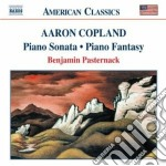 Copland Aaron - Sonata Per Pianoforte, Piano Fantasy, Piano Variations cd musicale di Aaron Copland
