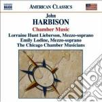 Harbison John - Chamber Music cd musicale di John Harbison