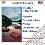 Cascarino Romeo - Opere Per Orchestra cd musicale di Romeo Cascarino